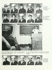 Page 15, 1981 Edition, McKee (AS 41) - Naval Cruise Book online yearbook collection