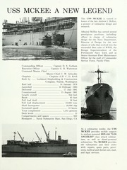 Page 5, 1981 Edition, McKee (AS 41) - Naval Cruise Book online yearbook collection