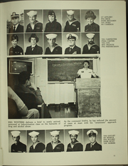 Page 15, 1982 Edition, McKee (AS 41) - Naval Cruise Book online yearbook collection