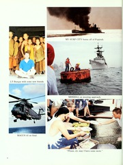Page 12, 1990 Edition, Merrill (DD 976) - Naval Cruise Book online yearbook collection