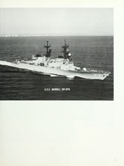 Page 7, 1990 Edition, Merrill (DD 976) - Naval Cruise Book online yearbook collection