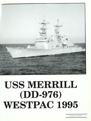 Page 5, 1995 Edition, Merrill (DD 976) - Naval Cruise Book online yearbook collection