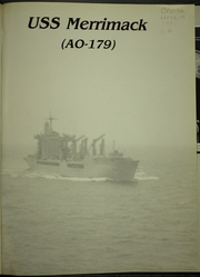 Page 5, 1991 Edition, Merrimack (AO 179) - Naval Cruise Book online yearbook collection