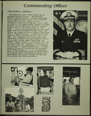 Page 7, 1991 Edition, Merrimack (AO 179) - Naval Cruise Book online yearbook collection