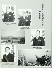 Page 12, 1993 Edition, Merrimack (AO 179) - Naval Cruise Book online yearbook collection
