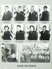 Page 16, 1993 Edition, Merrimack (AO 179) - Naval Cruise Book online yearbook collection