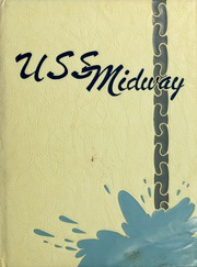 1952 Edition, Midway (CVB 41) - Naval Cruise Book