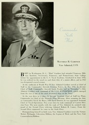 Page 16, 1952 Edition, Midway (CVB 41) - Naval Cruise Book online yearbook collection