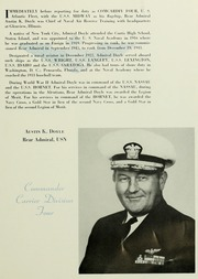 Page 17, 1952 Edition, Midway (CVB 41) - Naval Cruise Book online yearbook collection
