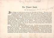 Page 10, 1901 Edition, University of Denver - Kynewisbok Yearbook (Denver, CO) online yearbook collection