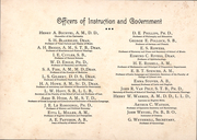 Page 14, 1901 Edition, University of Denver - Kynewisbok Yearbook (Denver, CO) online yearbook collection