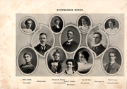 Page 8, 1901 Edition, University of Denver - Kynewisbok Yearbook (Denver, CO) online yearbook collection