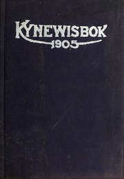 1905 Edition, University of Denver - Kynewisbok Yearbook (Denver, CO)
