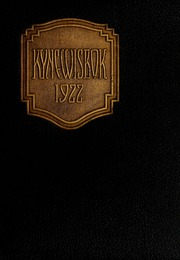 1922 Edition, University of Denver - Kynewisbok Yearbook (Denver, CO)