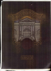 Page 1, 1923 Edition, University of Denver - Kynewisbok Yearbook (Denver, CO) online yearbook collection