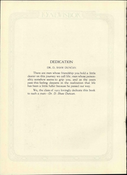Page 10, 1923 Edition, University of Denver - Kynewisbok Yearbook (Denver, CO) online yearbook collection
