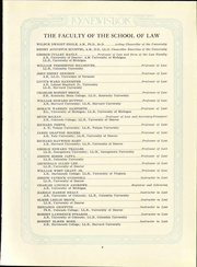 Page 17, 1923 Edition, University of Denver - Kynewisbok Yearbook (Denver, CO) online yearbook collection
