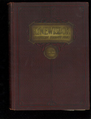 1924 Edition, University of Denver - Kynewisbok Yearbook (Denver, CO)