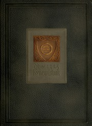 1925 Edition, University of Denver - Kynewisbok Yearbook (Denver, CO)