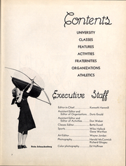Page 10, 1939 Edition, University of Denver - Kynewisbok Yearbook (Denver, CO) online yearbook collection