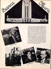 Page 17, 1939 Edition, University of Denver - Kynewisbok Yearbook (Denver, CO) online yearbook collection