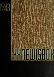 1943 Edition, University of Denver - Kynewisbok Yearbook (Denver, CO)