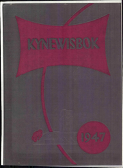 1947 Edition, University of Denver - Kynewisbok Yearbook (Denver, CO)