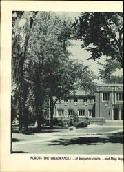 Page 14, 1950 Edition, University of Denver - Kynewisbok Yearbook (Denver, CO) online yearbook collection