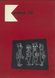 1953 Edition, University of Denver - Kynewisbok Yearbook (Denver, CO)