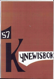 1957 Edition, University of Denver - Kynewisbok Yearbook (Denver, CO)
