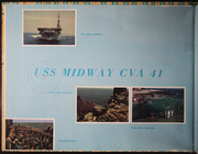 Page 6, 1955 Edition, Midway (CV 41) - Naval Cruise Book online yearbook collection