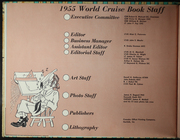 Page 8, 1955 Edition, Midway (CV 41) - Naval Cruise Book online yearbook collection