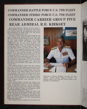 Page 12, 1980 Edition, Midway (CV 41) - Naval Cruise Book online yearbook collection