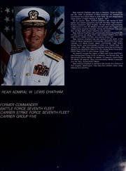 Page 13, 1987 Edition, Midway (CV 41) - Naval Cruise Book online yearbook collection