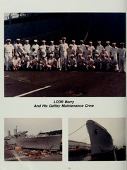 Page 138, 1987 Edition, Midway (CV 41) - Naval Cruise Book online yearbook collection