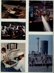 Page 144, 1987 Edition, Midway (CV 41) - Naval Cruise Book online yearbook collection