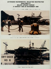 Page 150, 1987 Edition, Midway (CV 41) - Naval Cruise Book online yearbook collection