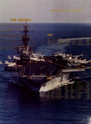 Page 25, 1987 Edition, Midway (CV 41) - Naval Cruise Book online yearbook collection