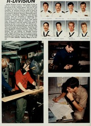 Page 282, 1987 Edition, Midway (CV 41) - Naval Cruise Book online yearbook collection