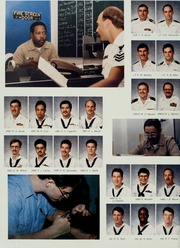 Page 308, 1987 Edition, Midway (CV 41) - Naval Cruise Book online yearbook collection