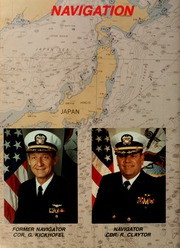 Page 310, 1987 Edition, Midway (CV 41) - Naval Cruise Book online yearbook collection