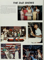 Page 56, 1987 Edition, Midway (CV 41) - Naval Cruise Book online yearbook collection