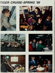 Page 64, 1987 Edition, Midway (CV 41) - Naval Cruise Book online yearbook collection