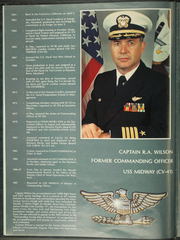 Page 10, 1989 Edition, Midway (CV 41) - Naval Cruise Book online yearbook collection