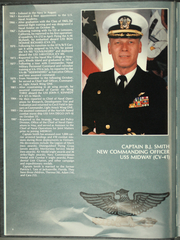 Page 12, 1989 Edition, Midway (CV 41) - Naval Cruise Book online yearbook collection
