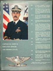 Page 13, 1989 Edition, Midway (CV 41) - Naval Cruise Book online yearbook collection
