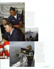 Page 15, 2003 Edition, Milius (DDG 69) - Naval Cruise Book online yearbook collection