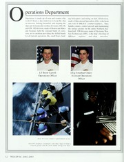 Page 16, 2003 Edition, Milius (DDG 69) - Naval Cruise Book online yearbook collection