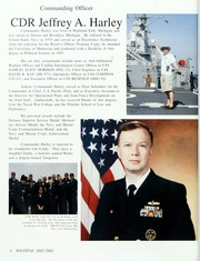 Page 8, 2003 Edition, Milius (DDG 69) - Naval Cruise Book online yearbook collection