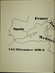 Page 2, 1979 Edition, Milwaukee (AOR 2) - Naval Cruise Book online yearbook collection